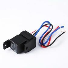 Car Auto DC 12V Volt 30/40A Automotive 4 Pin 4 Wire Relay&Socket 30amp/40amp *US