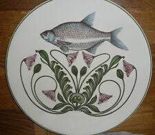 1  Speiseteller / Fischteller  Bream  26 cm  Villeroy & Boch  Design Brownidge
