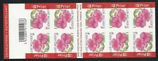 Belgium Made 2004 Mint Stamp Booklet Self Adhesive MiNr.3367 - Flowers