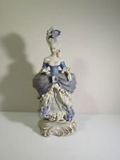 "CORDEY CHINA CO (1942-1953) - MADAME DUBARRY #5084AQ - PORCELAIN 11"" FIGURINE"