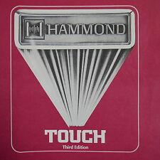 hammond touch 3rd edition music sheet 56 C`EST SI BON