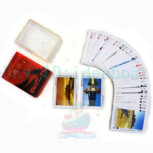Playing card/Poker Deck of 54 The Forbidden City/Palace Museum of Beijing China