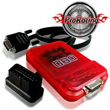 OBD2 Chiptuning Mazda 3 Series 2.0 120PS Benzin Tuning Chip Box Software 2017