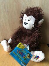 Ganz Webkinz Monkey HM008. New with tags, Smoke/pet free storage