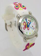 Pretty Children's Girl's Quartz Butterfly Design Wristwatch A2