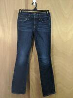 Joes Jeans Womens Size 26 Dark Wash skinny Bootcut Stretch Jeans