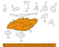 BMW OEM 13-16 Z4-Headlight Assembly 63127348953