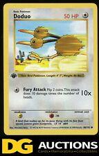 1999 Pokemon 1st Edition Shadowless Doduo #48/102 Base Set