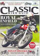 CLASSIC BIKE GUIDE- October 2013-(NEW COPY)