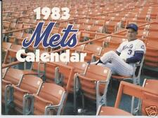 1983 New York Mets Calendar