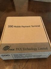 Pax S90 Mobile Payment Terminal Gprs, New in the box