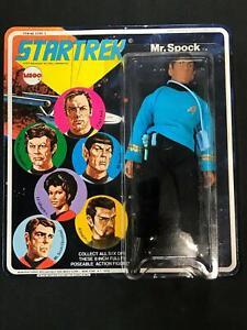 1974 MEGO Action Figure STAR TREK Mr. Spock - Beautiful condition *SC4