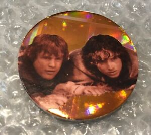Lord Of The Rings Two Towers Tazo Picker Samwise And Frodo Number 21 Copper Foil