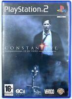 Constantine - Jeu PS2 / PlayStation 2 - Complet - PAL FR