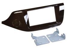 For Kia Cee ´ D Jd Car Radio Panel Installation Frame Double Din Piano Varnish