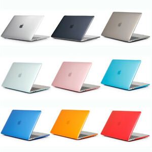 """For Apple MacBook Air/Pro/M1 11"""" 13"""" 15"""" 16"""" Protective Hard Case Crystal Cover"""
