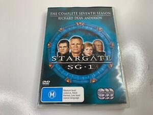 Stargate SG-1 : Season 7 - DVD - Region 4