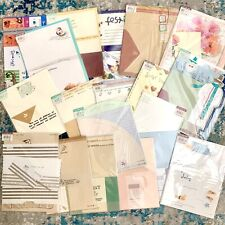 7 Sets Morning Glory Korean Kawaii Stationery Lot Sheets w/ Envelopes