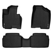 Maxliner 14-16 Fits Kia Sportage 14-15 Fits Hyundai Tucson Floor Mat Set Black