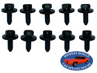 Ford Lincoln Mercury Body Fender Frame Factory Correct 516-18 Bolt Bolts 10pc D