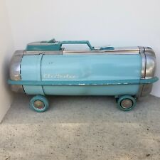 Vintage Electrolux Automatic Model G Vacuum Cleaner Canister Only Blue