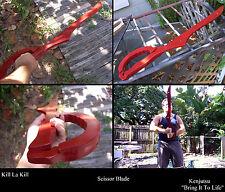 Scissor Blade from Kill La Kill (cosplay prop)