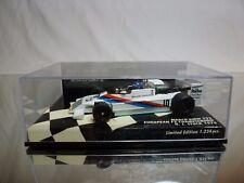 MINICHAM MARCH BMW 792 - 1979 F2 EUROPEAN - STUCK - F1 1:43 - GOOD IN BOX