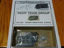 Tichy Train Group #2705 Rotary Snow Plow - Kit