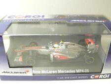 VODAFONE MCLAREN MERCEDES MP4-28 2013 RACE CAR CORGI CC56702 1:43