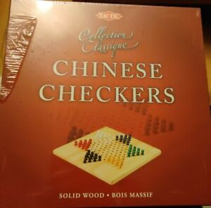 Chinese Checkers In Box - Brand New & Sealed