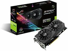 Asus GeForce GTX 1050 ROG Strix Graphics Card, 2GB GDDR5, DVI-D, HDMI 2.0, DP