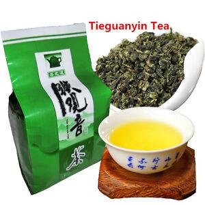 Factory Direct Fresh Tasty Tieguanyin Oolong Tea Anxi Tie Guan Yin Green Tea 50g
