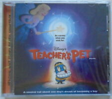 TEACHER'S PET - Disney's - Musical Tail About One Dog's Dream..- BRAND  NEW - CD