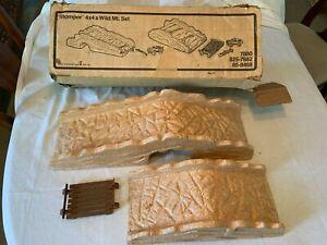 Schaper Stomper 4x4s Wild Mt. Set With Box Vintage 1980s