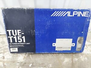 BRAND NEW IN THE BOX ALPINE TUE-T151 TV TUNER.