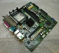 Dell 0D7726 D7726 Socket LGA 775 Motherboard / System Board with Back Plate