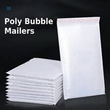 Poly Bubble Mailers Padded Envelopes Plastic Protective Packaging Bubble Bags