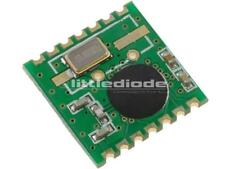 RFM01/433S2 modulo ricevitore RF FM FSK SPI 433.92MHz - 109dBm RFM01433S2
