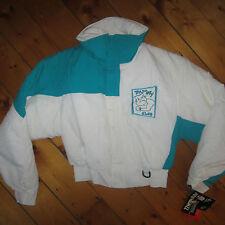 vintage NOS unisex S 1980s LAB LIFE'S A BEACH BAD BOY CLUB SNOWBOARDING JACKET