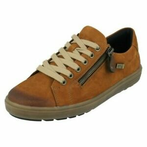 Ladies Remonte Casual Shoes With Remonte Tex 'D4400'