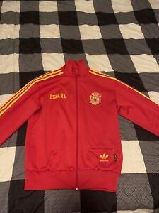 ESPAÑA Spain Mens M Adidas soccer track jacket 1974 World Cup Retro