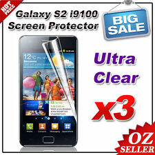 Clear Mobile Phone Screen Protectors for Samsung Galaxy S