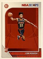 2019-20 NBA Hoops CAM REDDISH Rookie, #207, Base RC, Atlanta Hawks, Duke