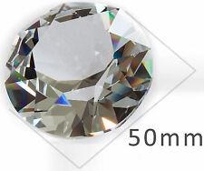 SWAROVSKI ELEMENTS Kristall Glas Strass Stein Diamantenform Xirius Chaton 50mm