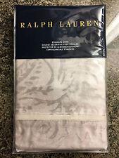 NEW RALPH LAUREN HOME Fleur Du Roi Standard Sham Romantic Floral Paisley Print