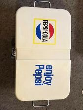 RARE  Thermos Vintage - Enjoy Pepsi Cola - Cooler  Great Condition