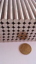Neue preiswerte Mini Power 8 x 2 mm Magnete Neodym für Pinnwand Werkstatt