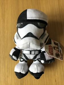 """POSH PAWS - STAR WARS 7"""" soft toy - STORMTROOPER EXECUTIONER - THE LAST JEDI"""