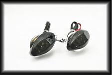 MSR LED Indicator Turn Signal Lights For Honda CBR600RR F5 2003-2011 Smoke