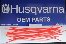 18 pack of Genuine OEM  Husqvarna 532182219 .155 Precut Trimmer Line  580412601